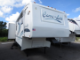 Used 2000 Carriage Carri-lite 732RK Fifth Wheel For Sale