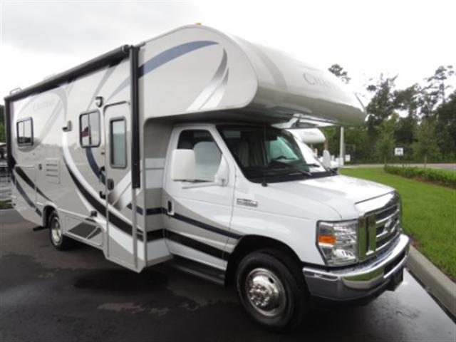 Used 2014 THOR MOTOR COACH Chateau 24C Class C For Sale