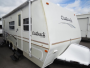 Used 2003 Keystone Outback 25RBL Travel Trailer For Sale
