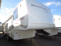 Used 2004 Keystone Mountaineer 277RLS Fifth Wheel For Sale