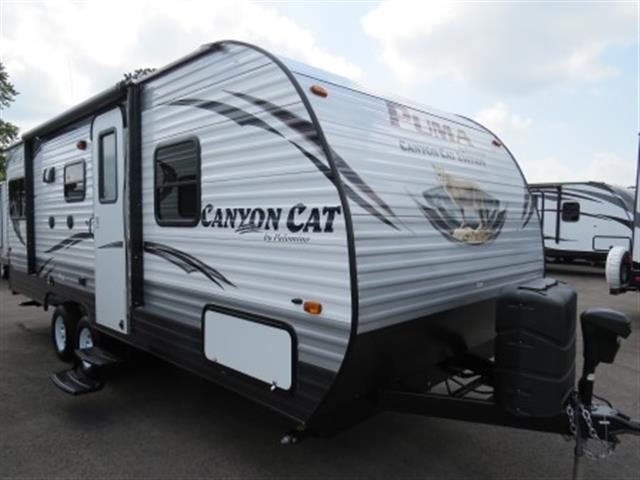 2016 Forest River CANYON CAT