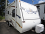 Used 2010 Gulfstream Gulf Breeze SPORT 19DFD Hybrid Travel Trailer For Sale