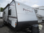 Used 2014 Heartland Pioneer 25BH Travel Trailer For Sale