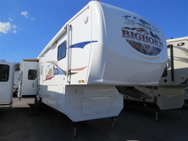 Used 2008 Heartland Bighorn 3600RE Fifth Wheel For Sale