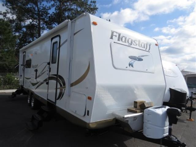 Used 2012 Forest River Flagstaff 26RL Travel Trailer For Sale