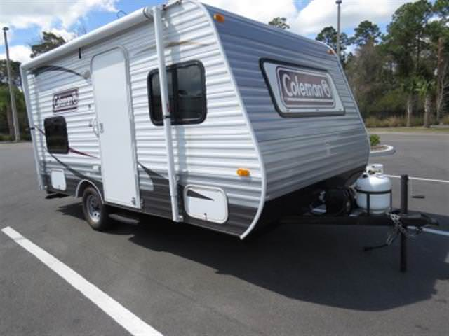 Used 2014 Coleman Coleman CTS15 Travel Trailer For Sale