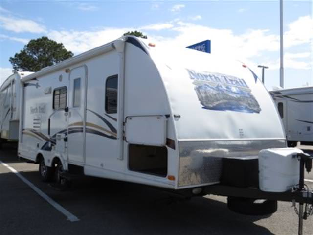 Used 2012 Heartland North Trail 21FBS Travel Trailer For Sale