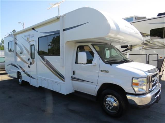 Used 2014 Thor Freedom Elite 28Z Class C For Sale