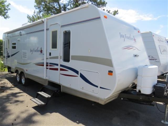 Used 2007 Jayco Jay Feather 29Y Travel Trailer For Sale