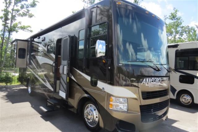 Used 2013 Tiffin Allegro 32CA Class A - Gas For Sale