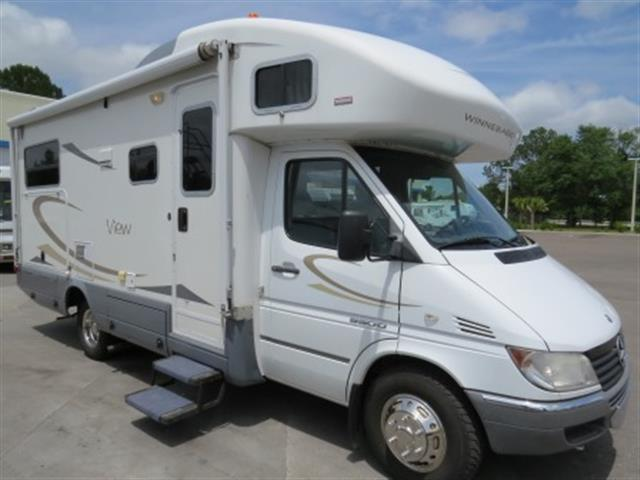 Used 2007 Winnebago View 23J Class C For Sale
