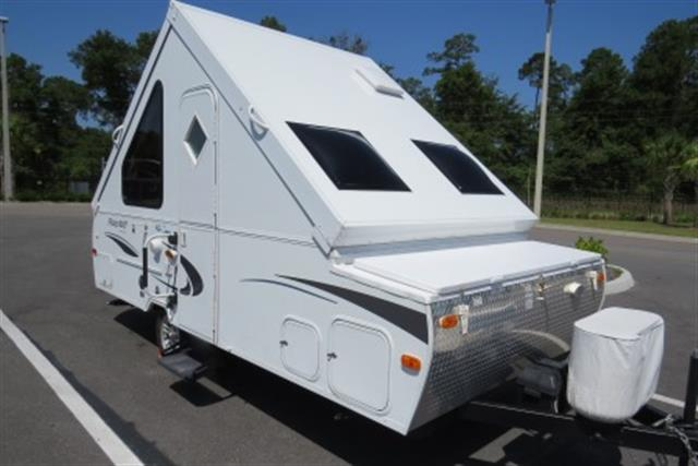 Used 2012 Forest River Flagstaff 12DBST Pop Up For Sale
