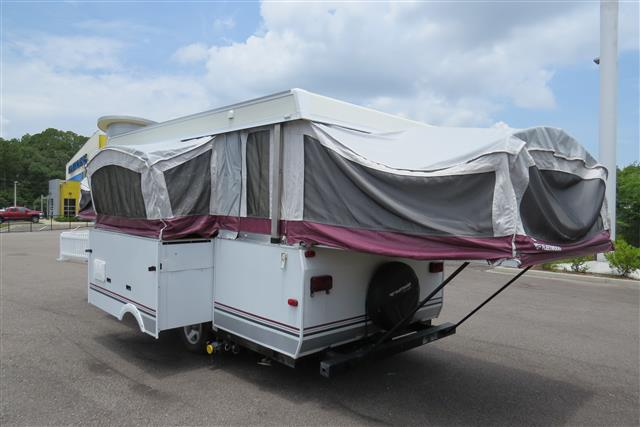 Used 2007 Fleetwood Niagra 4133 Pop Up For Sale