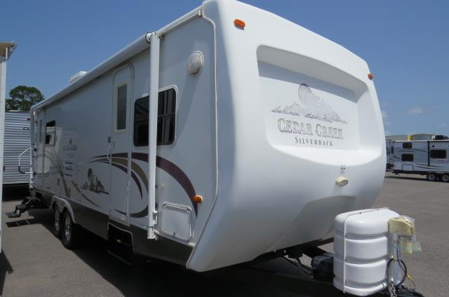 Used 2004 Forest River Silverback 27LRLS Travel Trailer For Sale