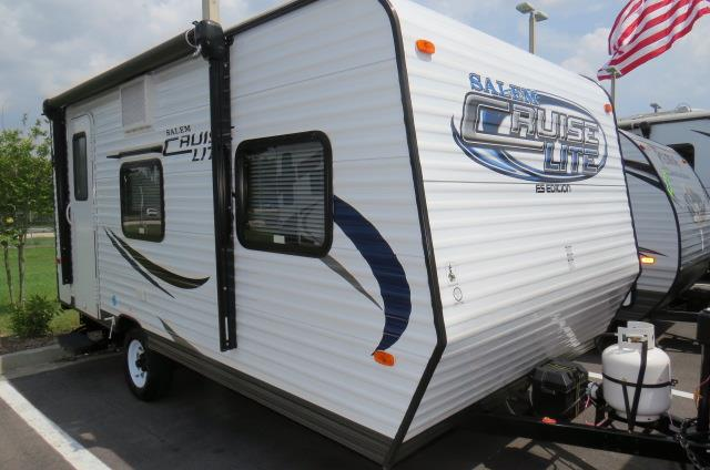 Used 2014 Forest River Salem 185RB Travel Trailer For Sale