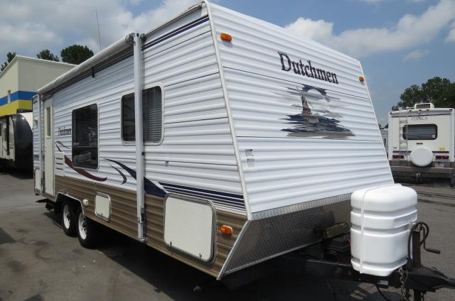 Used 2006 Dutchmen Dutchmen 24Q Travel Trailer For Sale