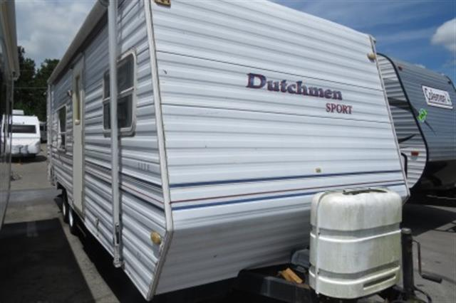 Used 2001 Dutchmen Sport BHS28 Travel Trailer For Sale