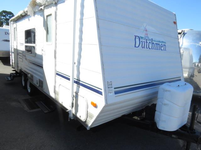 Used 2004 Dutchmen Dutchmen 24QB Travel Trailer For Sale