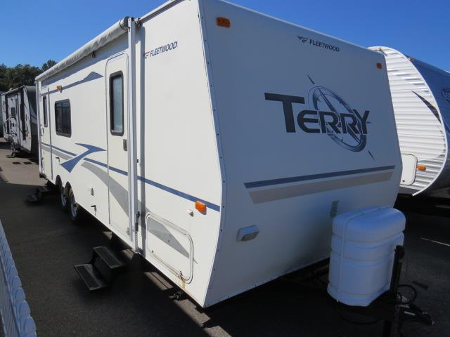 Used 1996 Fleetwood Terry 23LV Travel Trailer For Sale