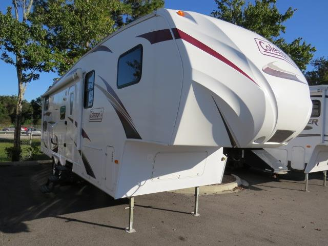 Used 2012 Dutchmen Coleman 267BHS Fifth Wheel For Sale