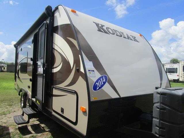 Used 2014 Dutchmen Kodiak 200QB Travel Trailer For Sale