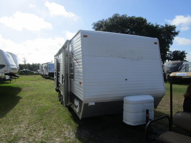 Used 2008 Gulfstream Kingsport 25RKS Travel Trailer For Sale