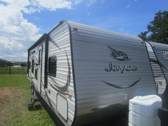 Used 2015 Jayco Jay Flight 28 BHS Travel Trailer For Sale