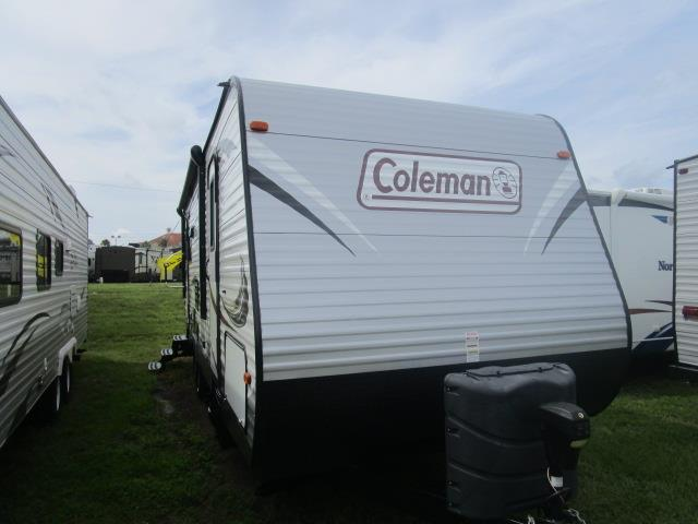 Used 2014 Dutchmen Coleman 240RL Travel Trailer For Sale