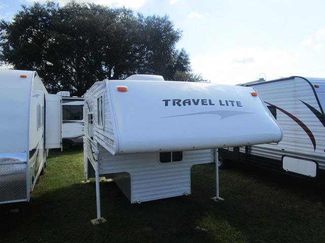 Used 2011 Travel Lite RV Truck Camper 800SB Truck Camper For Sale