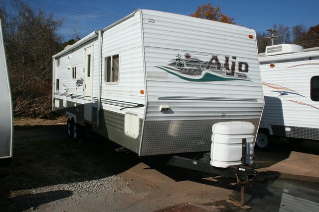 1986 Aljo Travel Trailer 25 http://www.rvs.com/rvsales/travel-trailers/4/skyline/89/aljo/301/Used