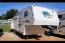 Used 2004 Holiday Rambler Savoy Sl 28RLS Fifth Wheel For Sale