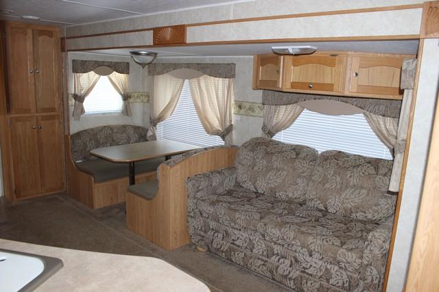 Used2007 Sunnybrook Sunset Creek Travel Trailer For Sale