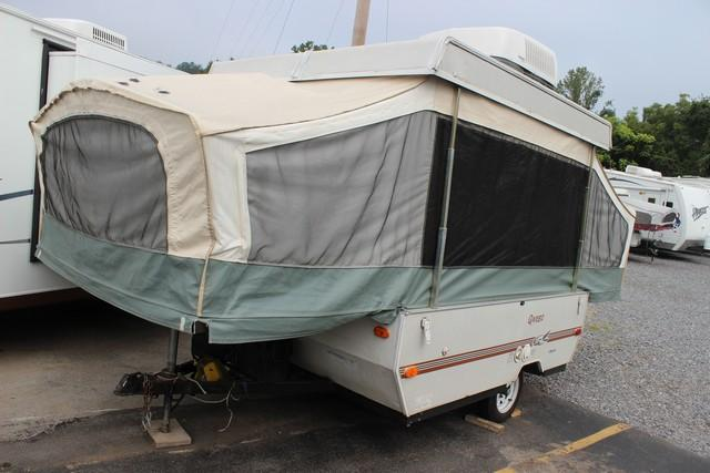 Excellent Used 2000 Jayco Eagle Popup Wslide  4200 CovingtonBush In NEW