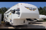 Used 2008 Dutchmen Victory Lane 36SRV H5 Fifth Wheel Toyhauler For Sale
