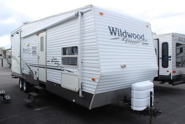 Buy a Used Forest River Wildwood Le in Knoxville, TN.