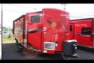 New 2014 Forest River WORK AND PLAY 21VFB Travel Trailer Toyhauler For Sale
