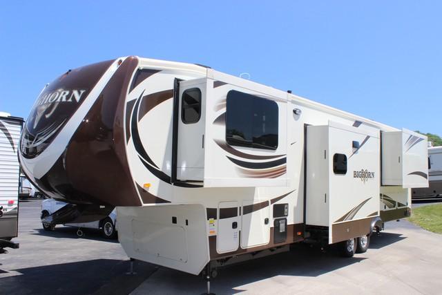 New 2015 Heartland Bighorn Fifth Wheel Trailer For Sale In