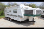 Used 2002 Forest River Wildwood 19EX Hybrid Travel Trailer For Sale