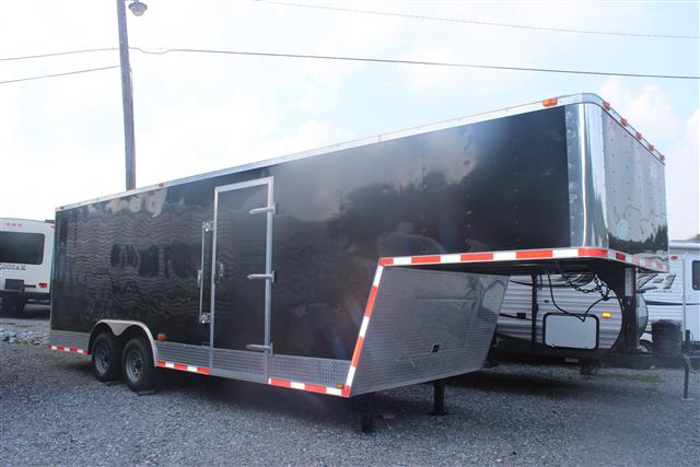 Used 2013 CARGO TRAILER FREEDOM CARGO 28F Cargo Trailer For Sale