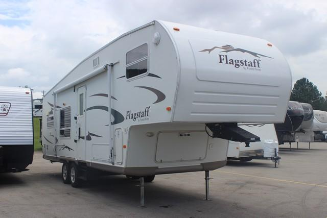Used 2006 Forest River Flagstaff 8528RKSS Fifth Wheel For Sale