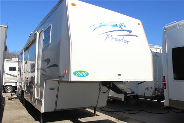 Used 2000 Fleetwood Prowler 30 5G Fifth Wheel For Sale