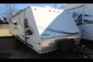 Used 2007 Palomino Thoroughbred 265 Travel Trailer For Sale