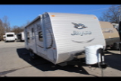 Used 2015 Jayco Jayco 23RBS Travel Trailer For Sale