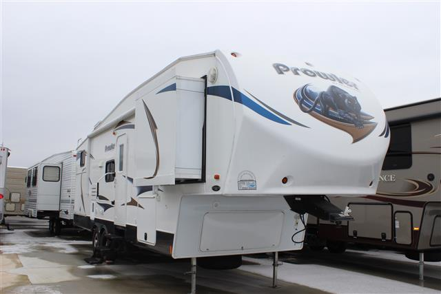 Used 2012 Heartland Prowler 29PFBS Fifth Wheel For Sale