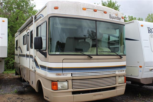 Used 1997 Fleetwood Bounder CLASS A Class A - Gas For Sale