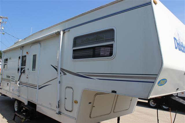 Used 2001 Dutchmen Classic 27RK Fifth Wheel For Sale