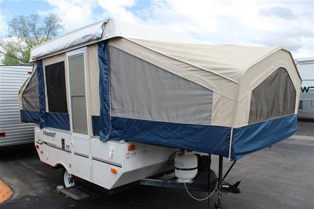 Used 2011 Forest River Flagstaff 176SDLTD Pop Up For Sale