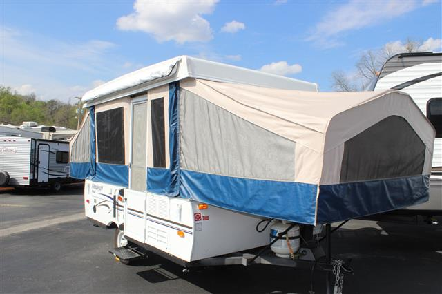 Used 2013 Forest River Flagstaff 207 Pop Up For Sale