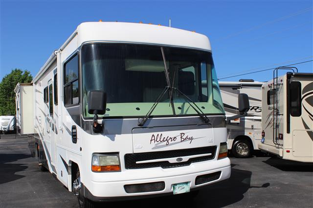 2003 Tiffin Allegro Bay