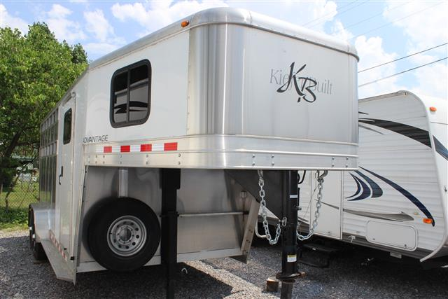 Used 2010 KIEFER BUILT KIEFER KB ADVANTAGE Travel Trailer For Sale